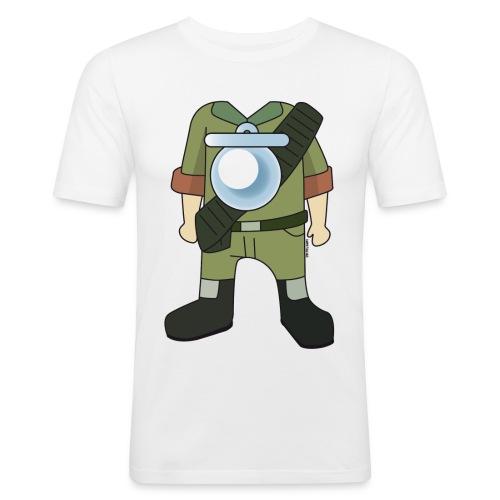 Colonnello - Men's Slim Fit T-Shirt