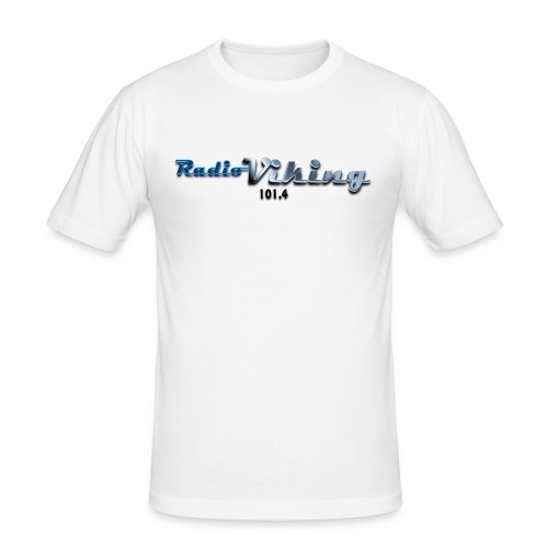 Radio_Viking_1 - Slim Fit T-shirt herr