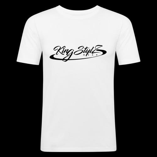 Original King Stylz - T-shirt près du corps Homme