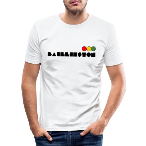 baillieston - Men's Slim Fit T-Shirt