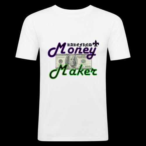 RF MONEY MAKER - Men's Slim Fit T-Shirt