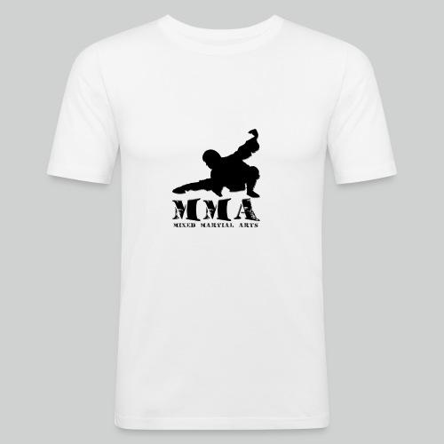MMA Master - Männer Slim Fit T-Shirt