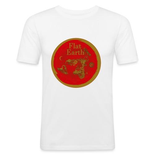 Chinesesience - Männer Slim Fit T-Shirt