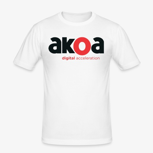 Super agence - T-shirt près du corps Homme