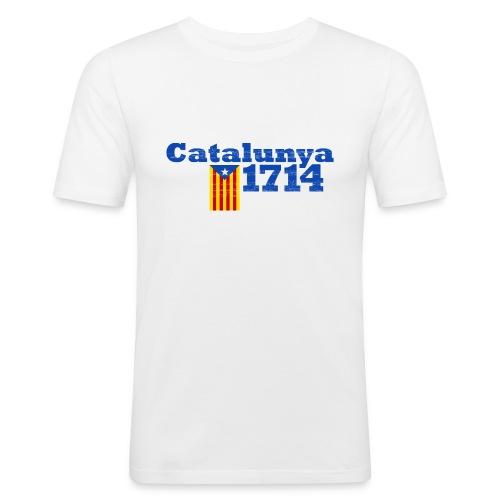 Catalunya 1714 - Camiseta ajustada hombre