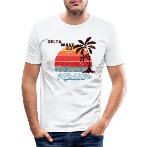The Kings Of Santa Monica - Miesten tyköistuva t-paita