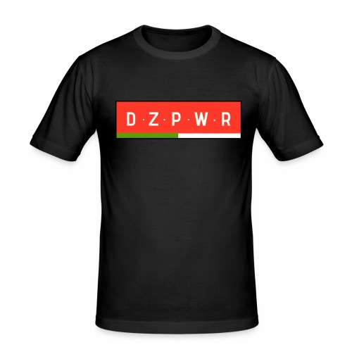 DZ POWER - T-shirt près du corps Homme