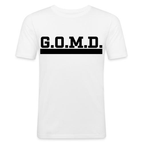 G.O.M.D. Shirt - Männer Slim Fit T-Shirt
