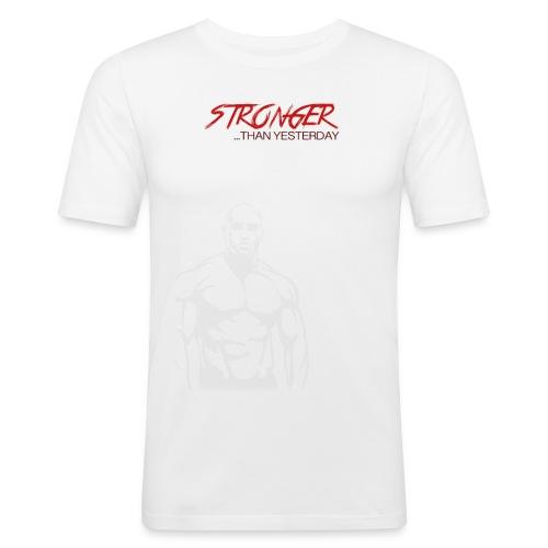 sty png - Männer Slim Fit T-Shirt