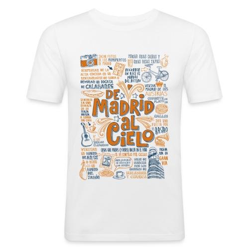 DE MADRID AL CIELO - Camiseta ajustada hombre