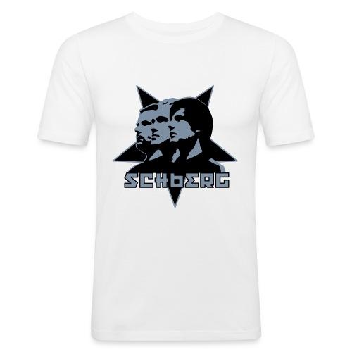 schberg - Männer Slim Fit T-Shirt