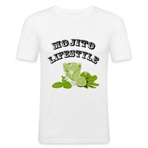Mojito Lifestyle - T-shirt près du corps Homme