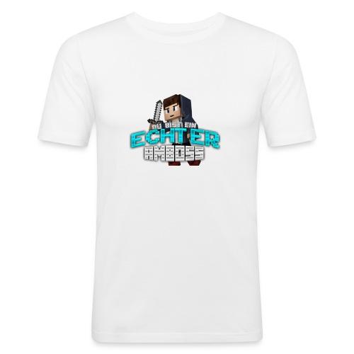 Echter Amboss! - Men's Slim Fit T-Shirt