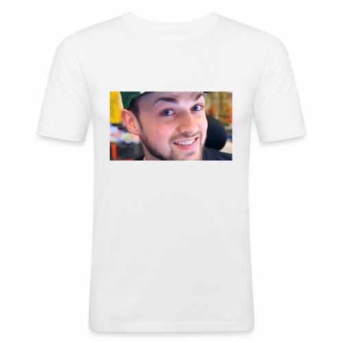 The Ali-A Design - Men's Slim Fit T-Shirt