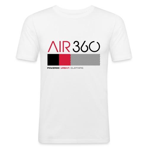 Air360 - Camiseta ajustada hombre