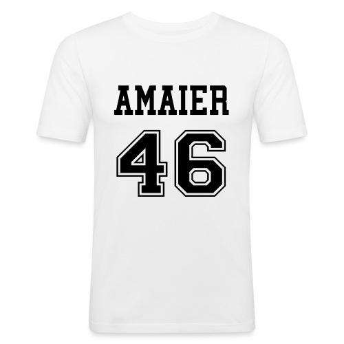 TEAM DEL 46 - Camiseta ajustada hombre