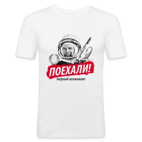 Original Spaceman - Men's Slim Fit T-Shirt