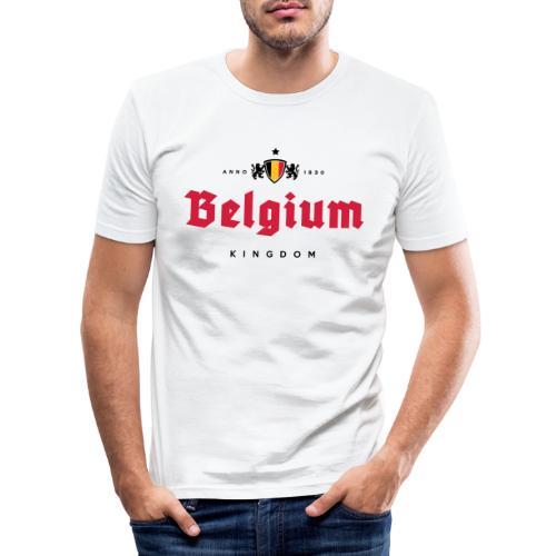 Bierre Belgique - Belgium - Belgie - T-shirt près du corps Homme