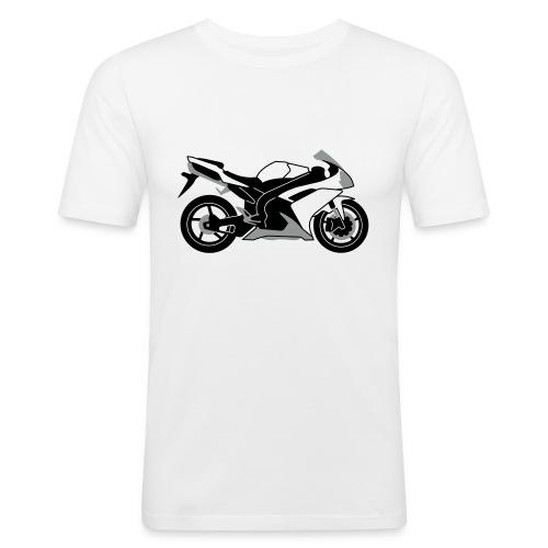 R1 07-on V2 - Men's Slim Fit T-Shirt
