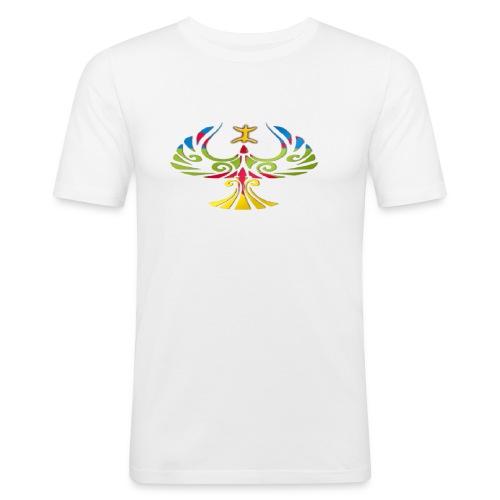 journc3a9e internationale2 Copier - T-shirt près du corps Homme