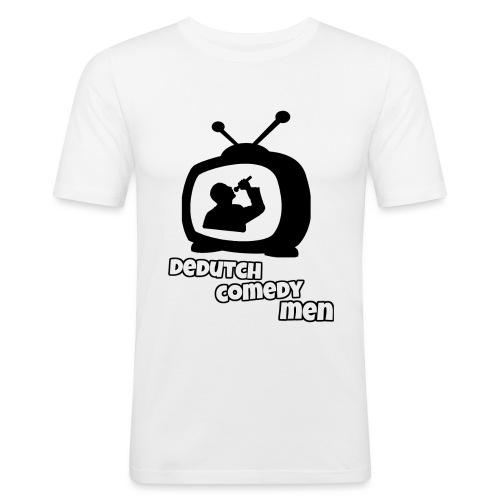 DeDutchComedyMen - Mannen slim fit T-shirt