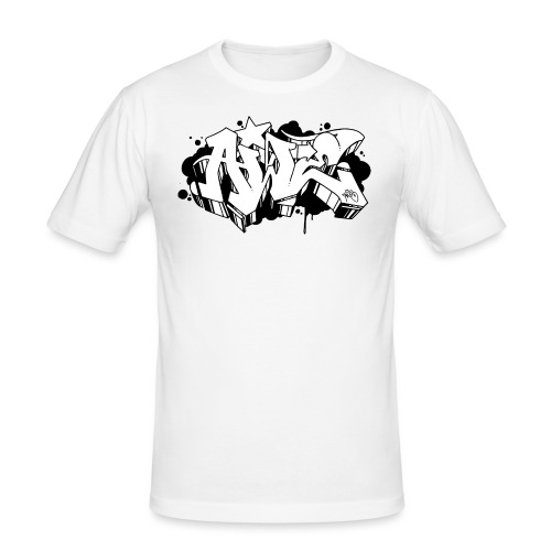 Awe - Limited Edition - Herre Slim Fit T-Shirt