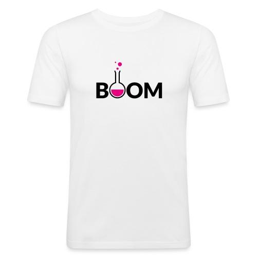 Chemical Boom - Men's Slim Fit T-Shirt