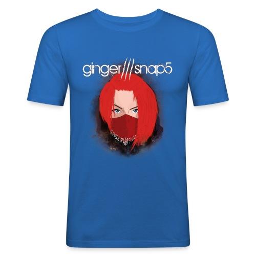gs5_tshirt_2014_1 - Men's Slim Fit T-Shirt