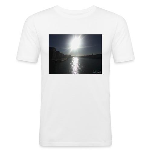 Mortinus 3 - Men's Slim Fit T-Shirt