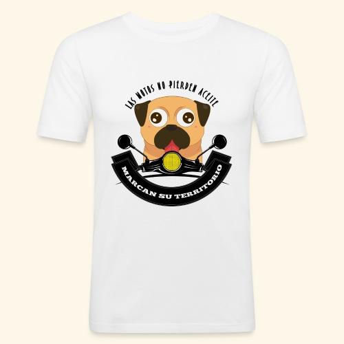 Territorio Perruno - Camiseta ajustada hombre