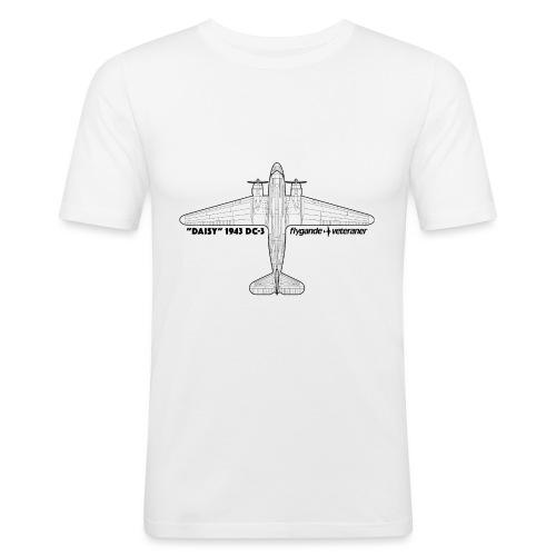 Daisy Blueprint Top 1 - Slim Fit T-shirt herr