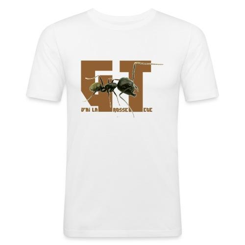 JLGT Ant - T-shirt près du corps Homme