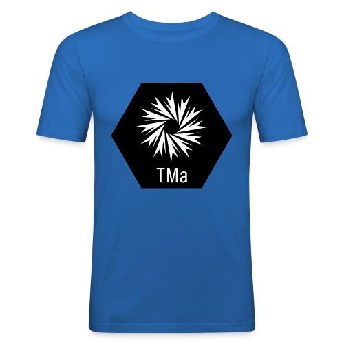 TMa - Miesten tyköistuva t-paita