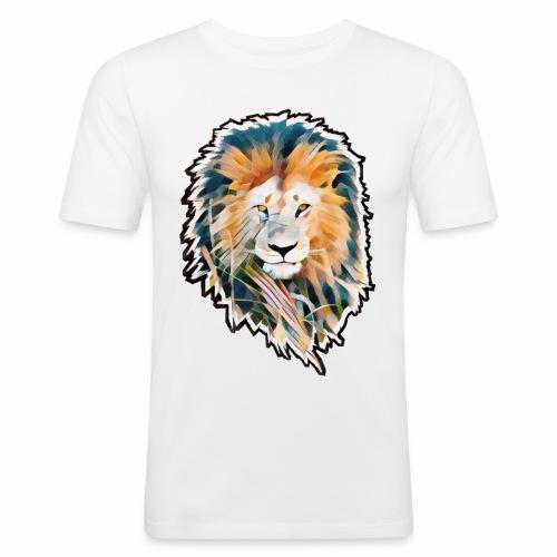 LEON Melena NEGRA CUT 2000 MARJEN NEGRO - Camiseta ajustada hombre