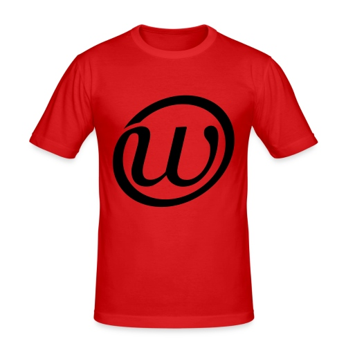 shirts waskracht - Mannen slim fit T-shirt