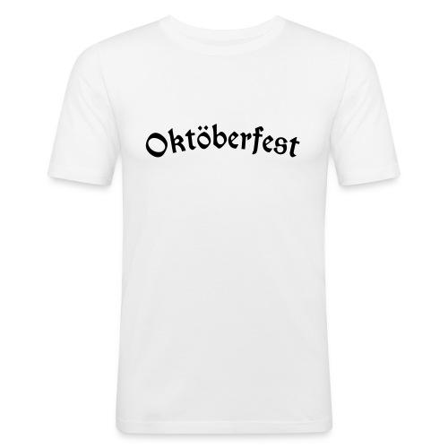 Oktöberfest - Männer Slim Fit T-Shirt