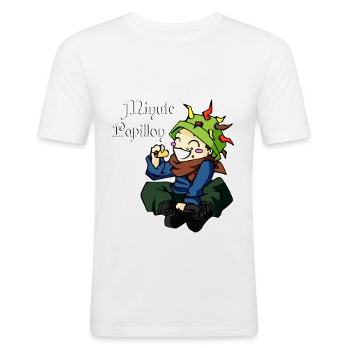 hippie chou2seul - T-shirt près du corps Homme