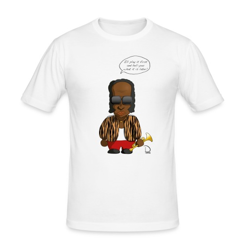 Miles Davis - Männer Slim Fit T-Shirt