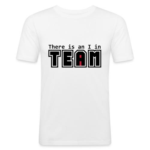 Équipe I - T-shirt près du corps Homme