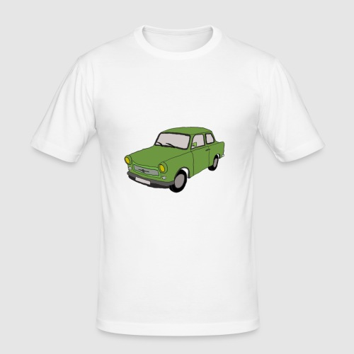 Trabbi DDR - Männer Slim Fit T-Shirt