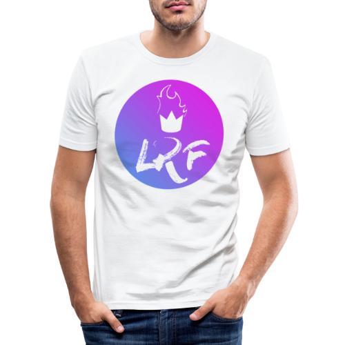 LRF rond - T-shirt près du corps Homme