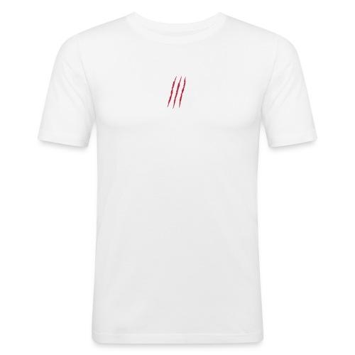 GS5 logo name - Men's Slim Fit T-Shirt