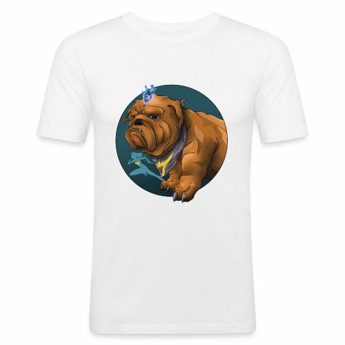 Lockjaw and Kamala Kahn - Männer Slim Fit T-Shirt