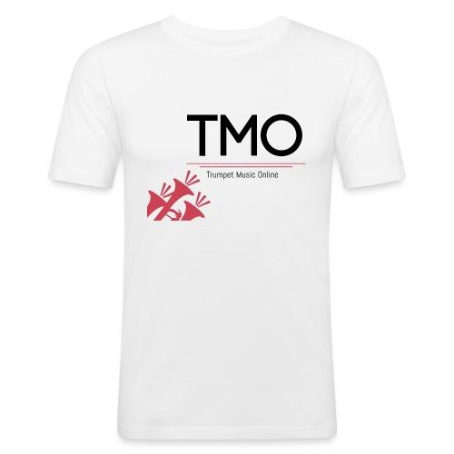 TMO Logo - Men's Slim Fit T-Shirt