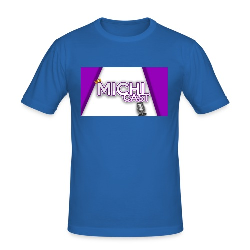 Camisa MichiCast - Men's Slim Fit T-Shirt