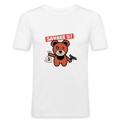 Savage 57 - T-shirt près du corps Homme