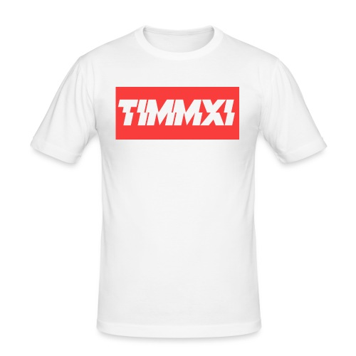 TimmXI Shirt - slim fit T-shirt