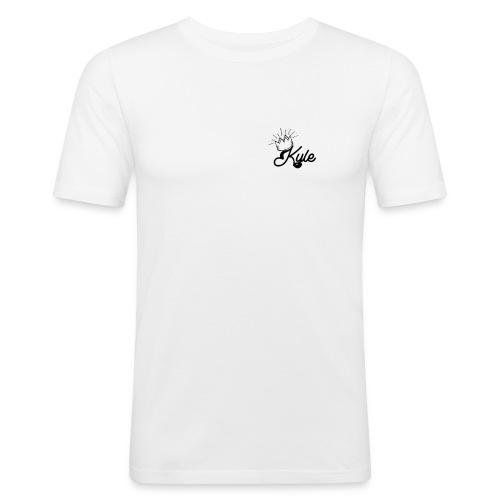 Kyle's Crown Merch! - Men's Slim Fit T-Shirt