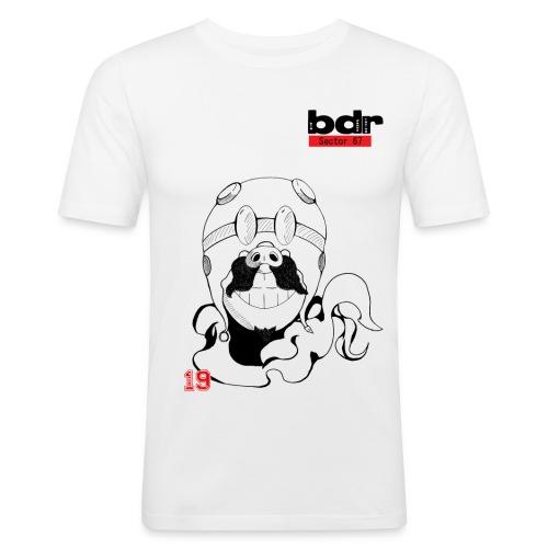 BDR - Men's Slim Fit T-Shirt