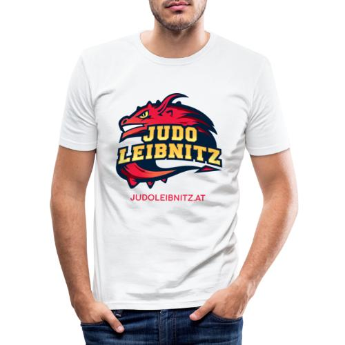 Judo Leibnitz Classic - Männer Slim Fit T-Shirt